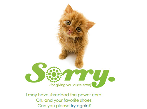 10 trang thông báo lỗi 404 vui mắt và sáng tạo nhất