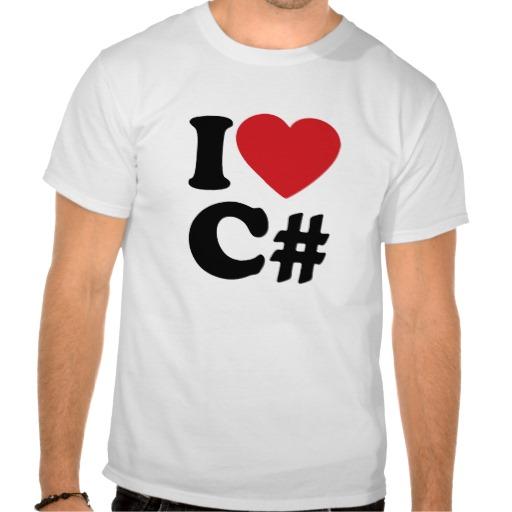 Lời yêu thương anh viết bằng C#