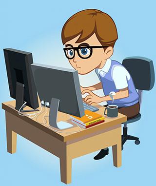 Thơ tình IT – Thủa ấy Adam học lập trình