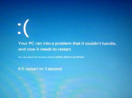 Thơ tình IT – Nếu một ngày Windows em báo lỗi
