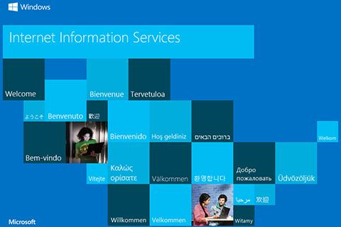 Hướng dẫn cài đặt IIS trên Windows 7, 8, 10